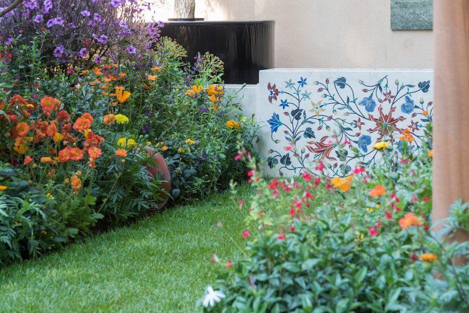 British Council Garden - India: A Billion Dreams. Designed by: Sarah Eberle.