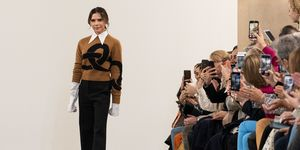 FASHION-BRITAIN-VICTORIA BECKHAM