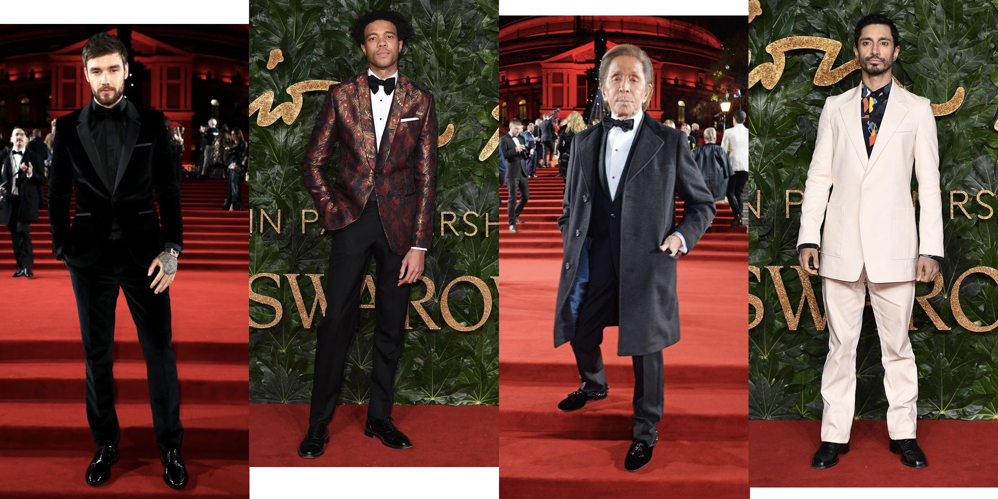 All Of The Best-Dressed Men At The Fashion Awards 2018