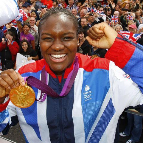 inspiring black female athletes