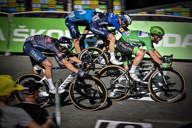 cycling tour de france 2021 stage 13