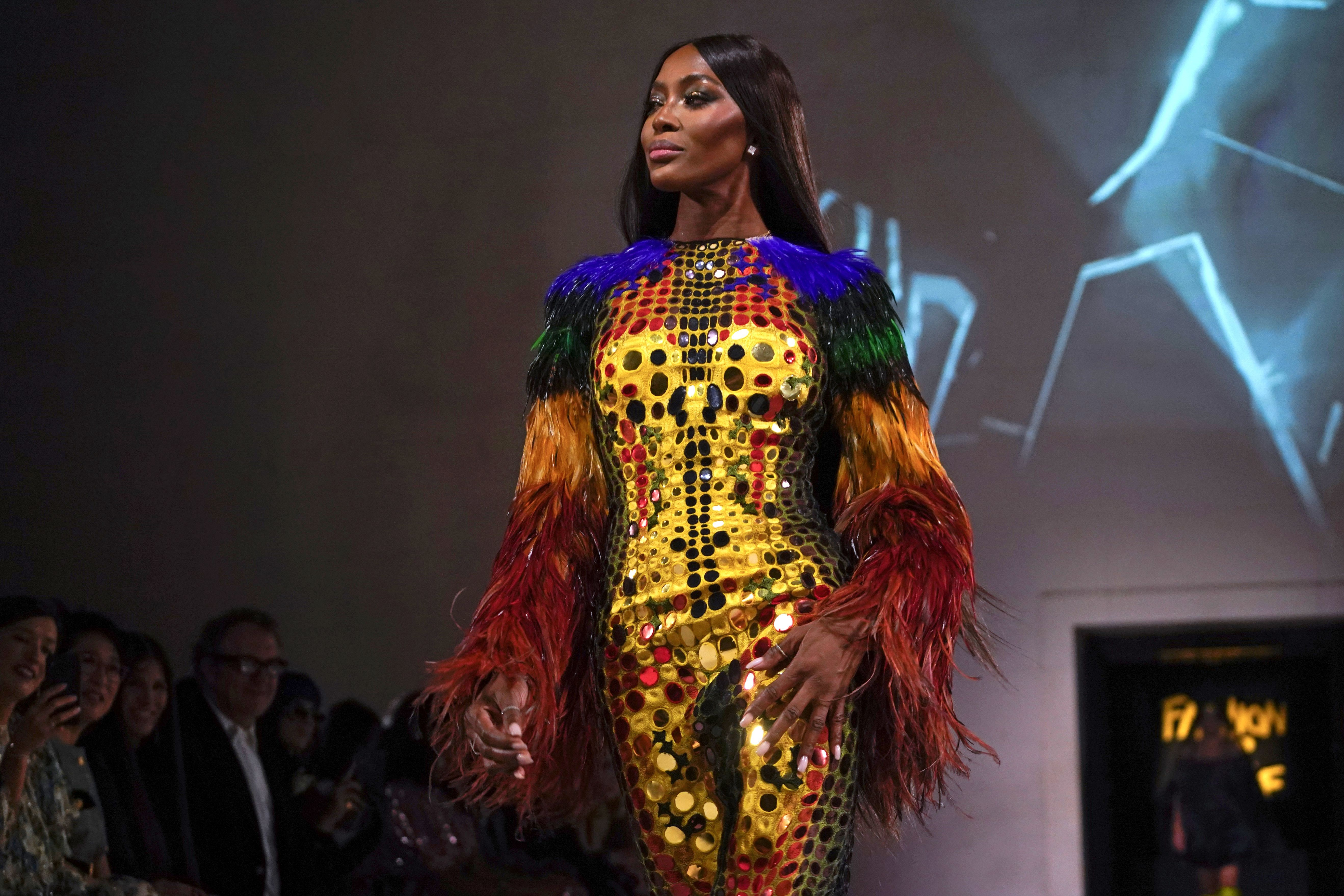 Naomi Campbell's Fashion For Relief comes to London