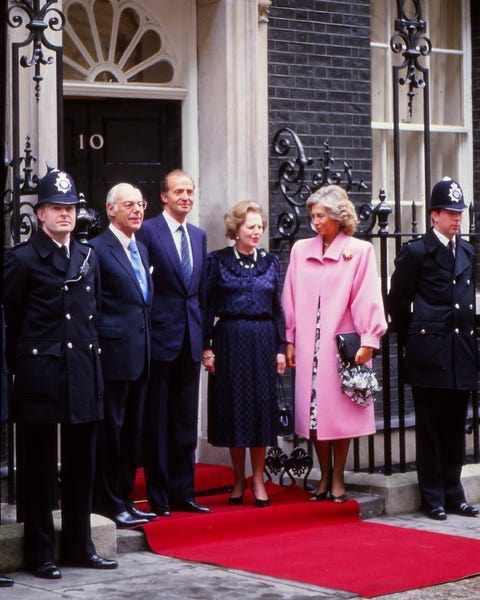 The Spanish Kings With Margaret Tatcher