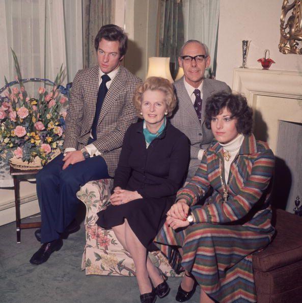 thatcher family