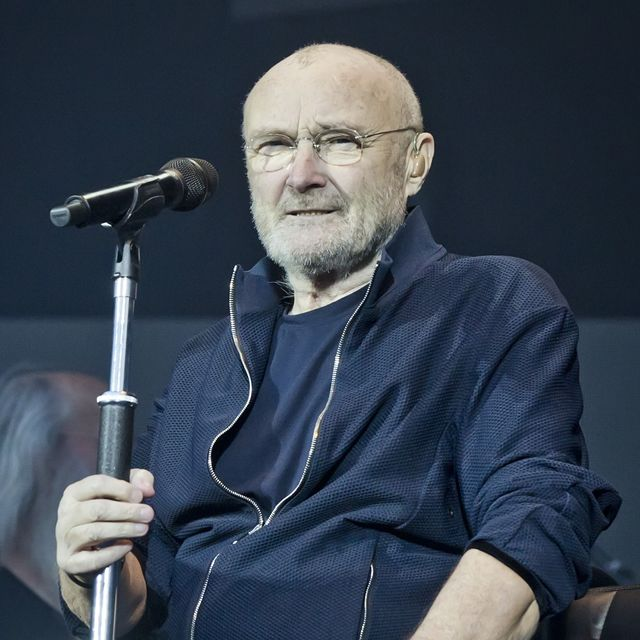 phil collins can't play drums health