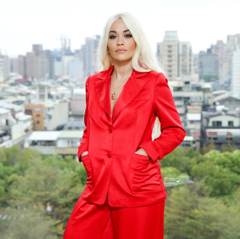 Rita Ora Holds Concert In Taiwan