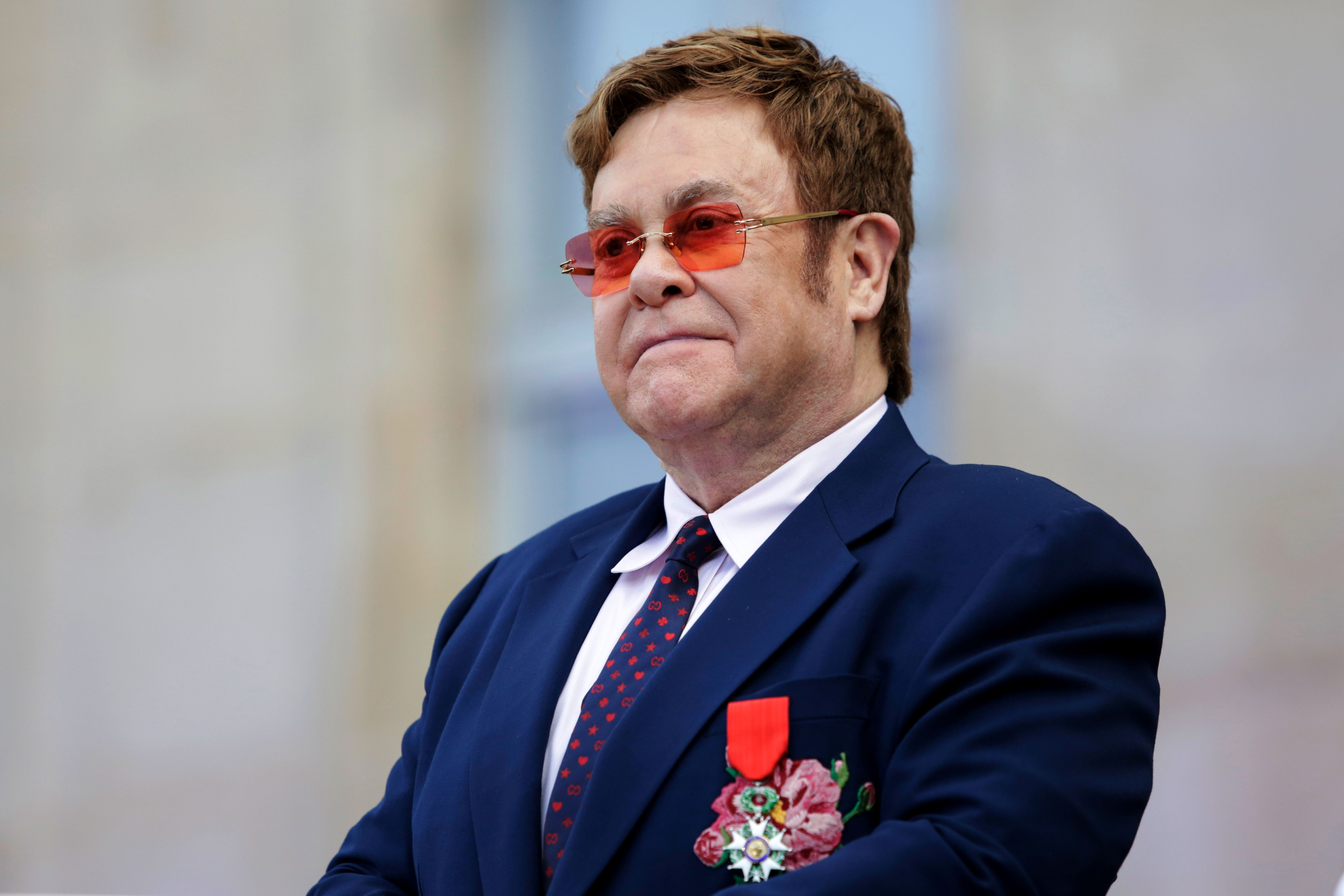 """Elton John Opens Up About Virus That """"Nearly Killed"""" Him After Prostate Cancer Surgery"""