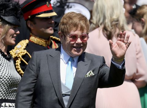 Elton John Defends Prince Harry and Meghan Markle Amid Criticism Over Their Trip to Nice