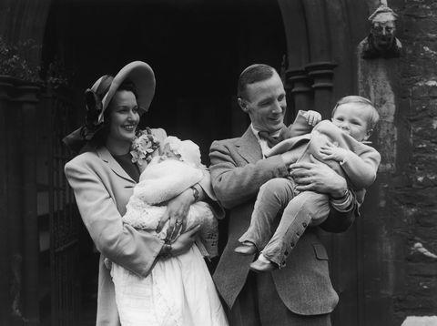birkin's christening