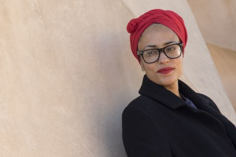 Zadie Smith in Barcelona