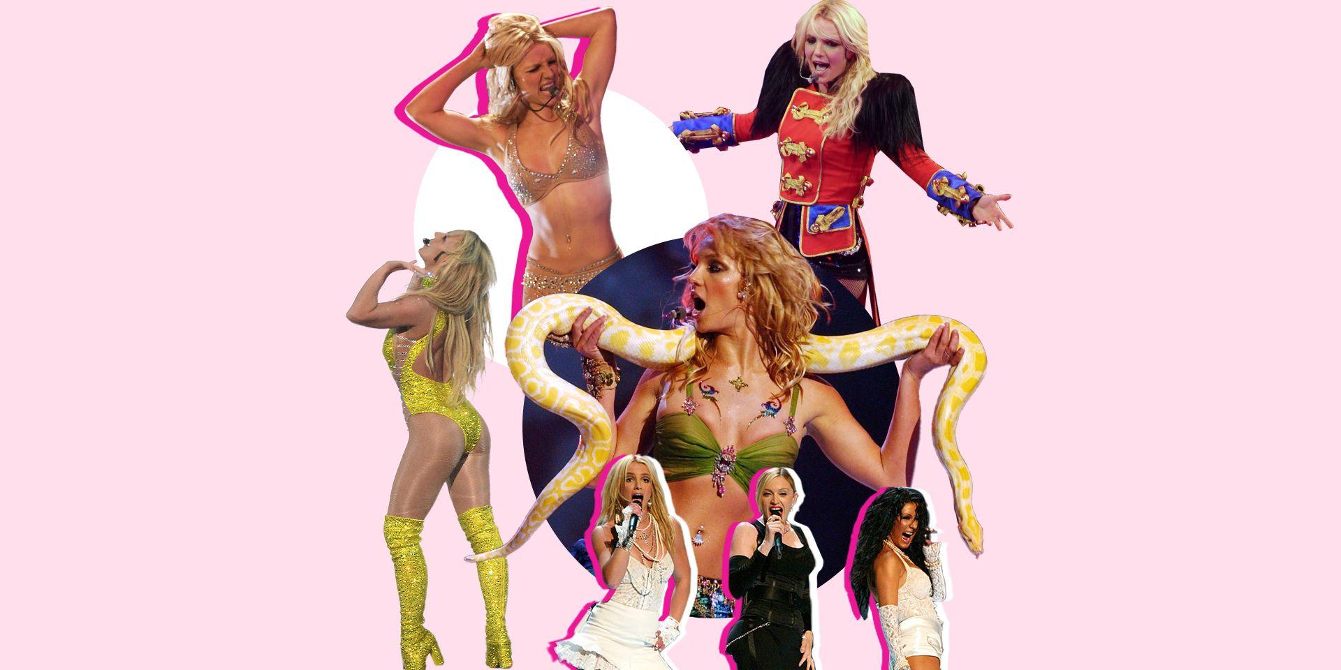14 Britney Spears Costume Ideas Best Britney Spears Halloween Costumes