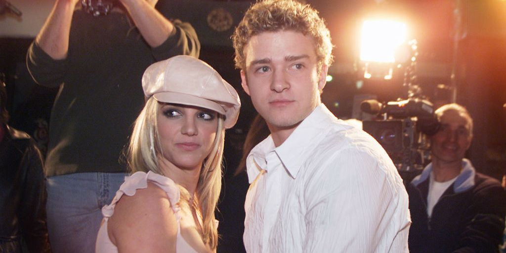 Britney Spears Supported By Justin Timberlake And Mariah Carey