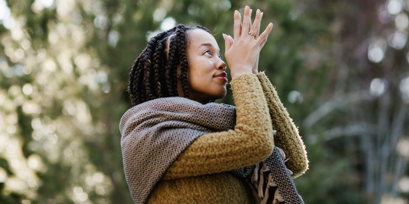 6 Tips to Help You Start Meditating, Courtesy of Black Girl in Om's Lauren Ash