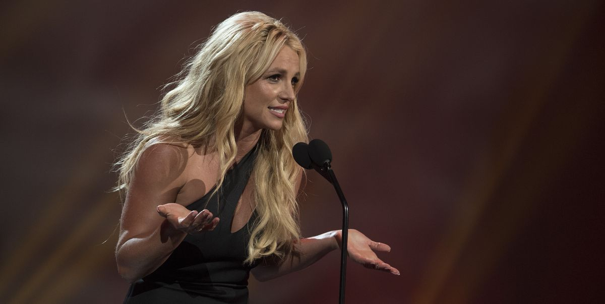 This Britney Spears Art Just Sold For $10,000 at Auction
