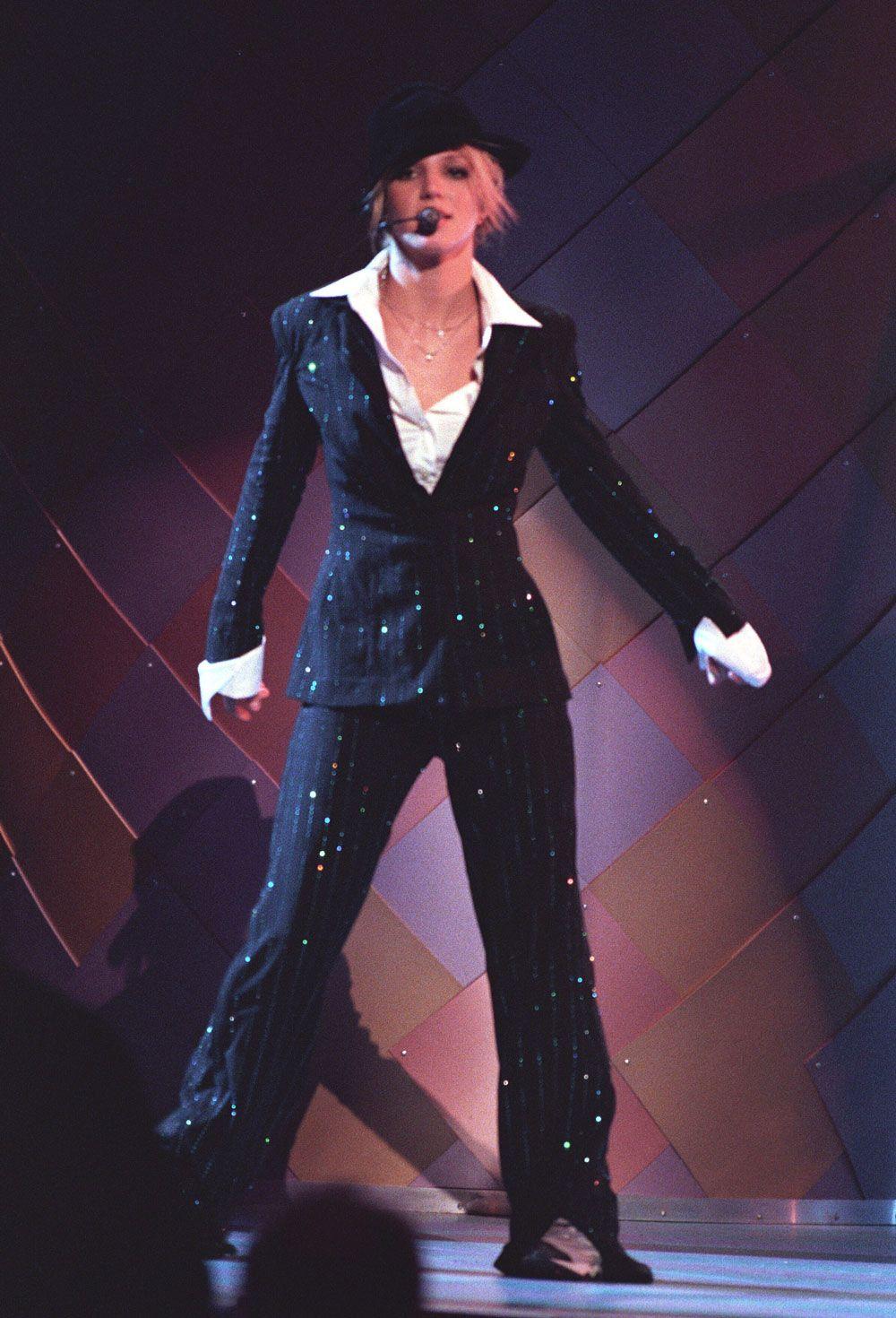 Britney Spears 2000 MTV Video Music Awards