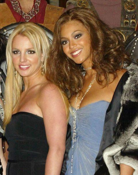 Britney Spears y Beyoncé