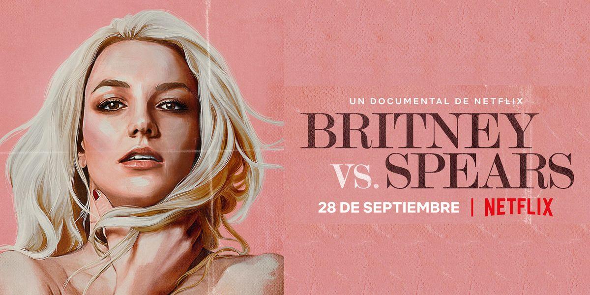 Britney Spears estrena documental en Netflix