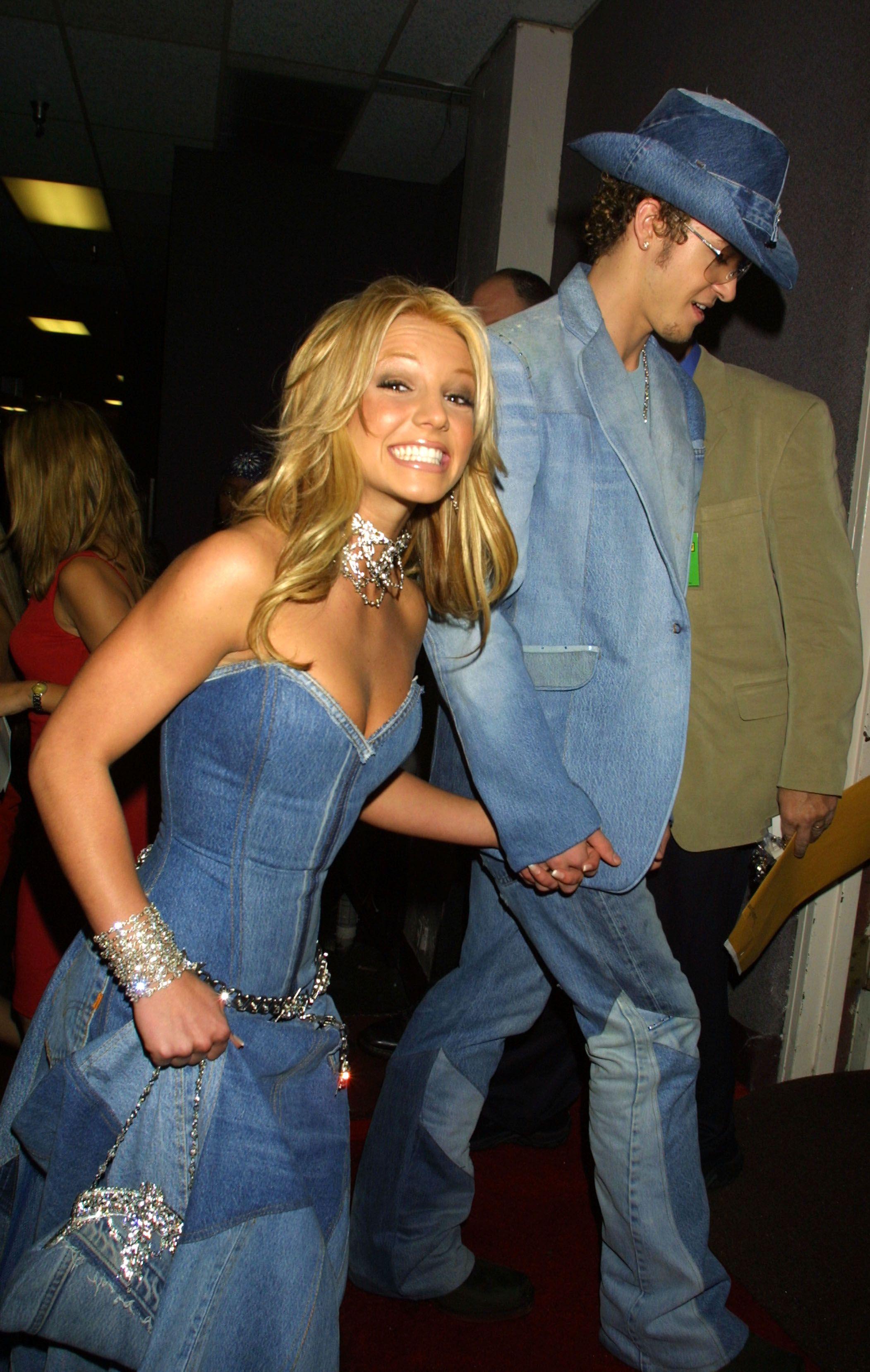 c859e904c52 Britney Spears Style Evolution — Britney Spears Fashion Photos