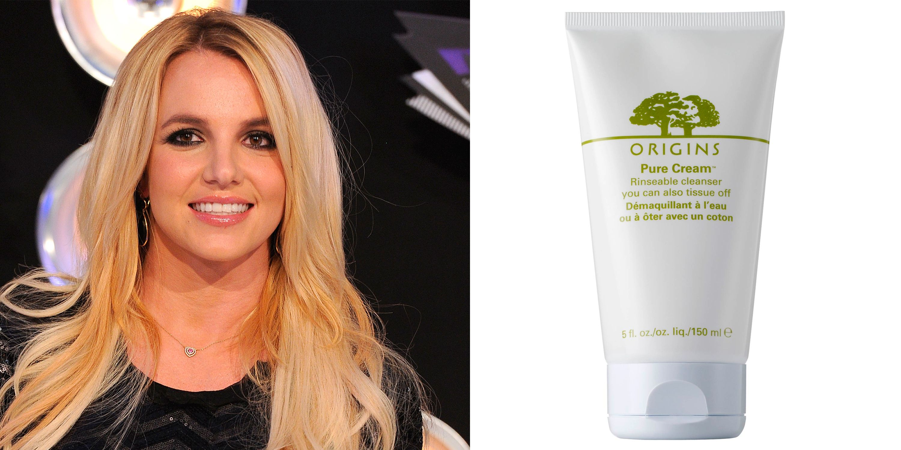 Celebrity skin care products