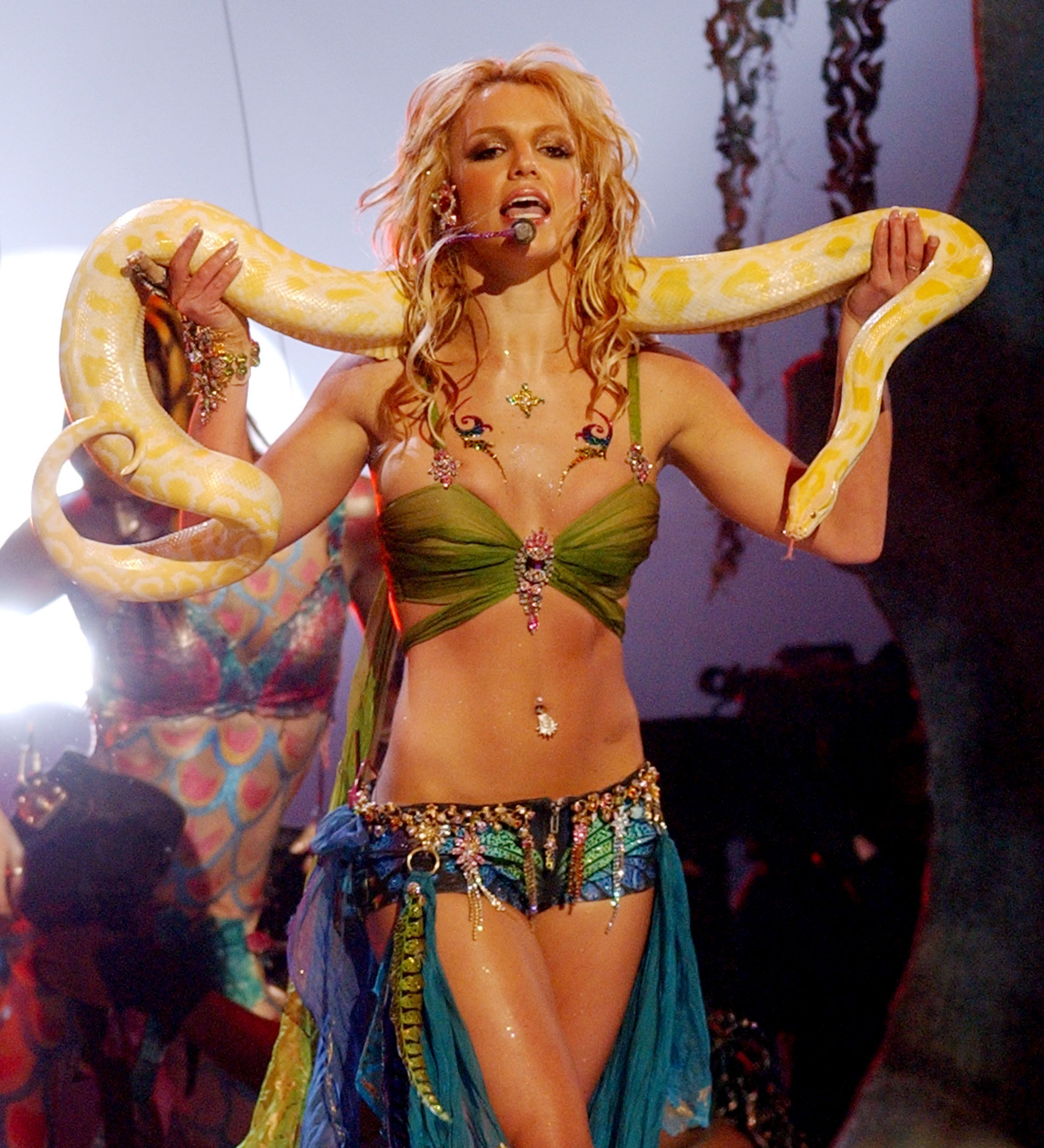 Britney Spears is an example of why we urgently need to protect women's rights