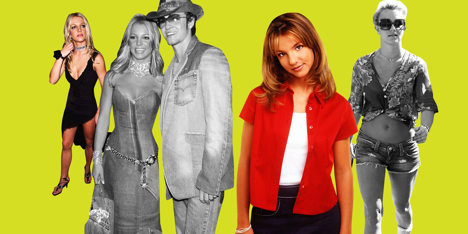 90 Fashionable Photos of Britney Spears' Amazing Style Evolution