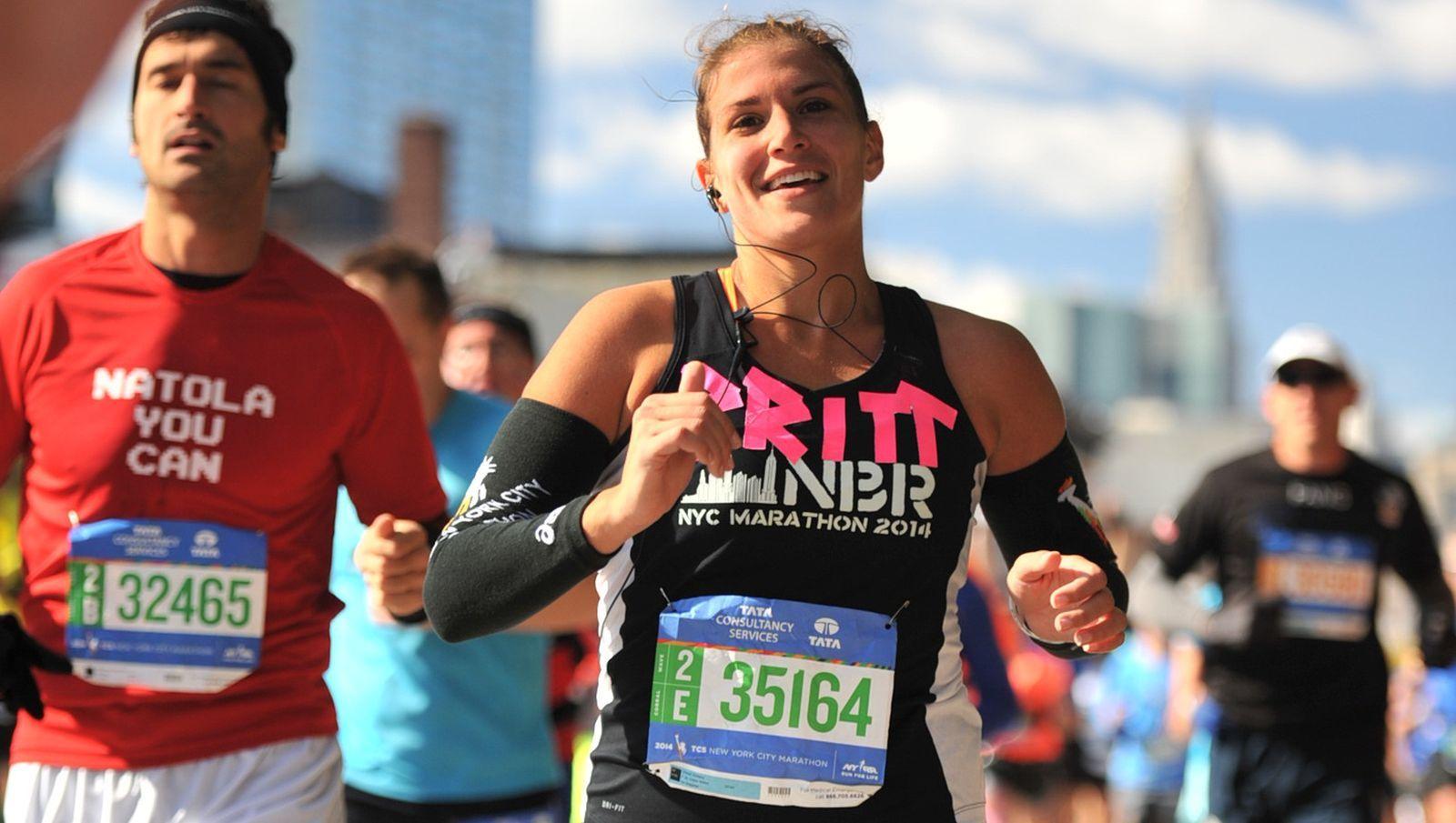 """""""Il giorno più bello della mia vita è quando ho tagliato il traguardo"""" storie dalla Maratona di New York"""