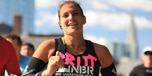 brittany, runs, marathon, historial, real, pelicula