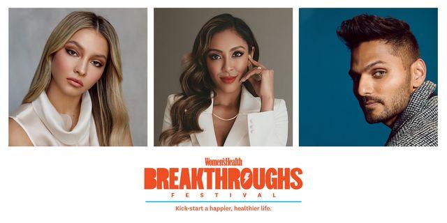 breakthroughs festival