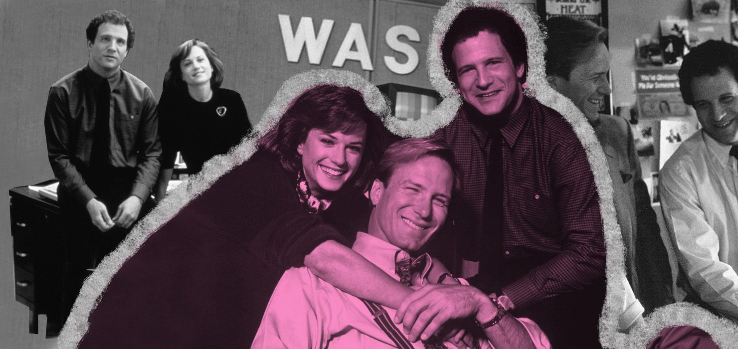 Broadcast News Taught Me How to Be Human