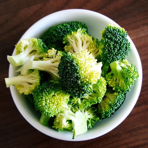 broccoli calcium