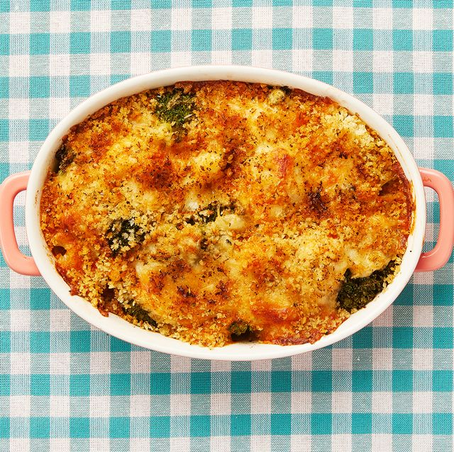 Best Broccoli Cauliflower Casserole Recipe How To Make Broccoli Cauliflower Casserole