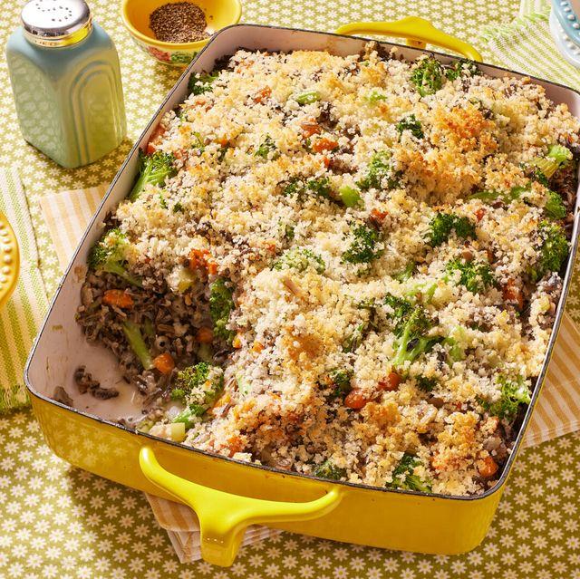 the pioneer woman's broccoli wild rice casserole recipe