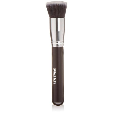Brush, Makeup brushes, Cosmetics, Brown, Beauty, Tool, Material property,