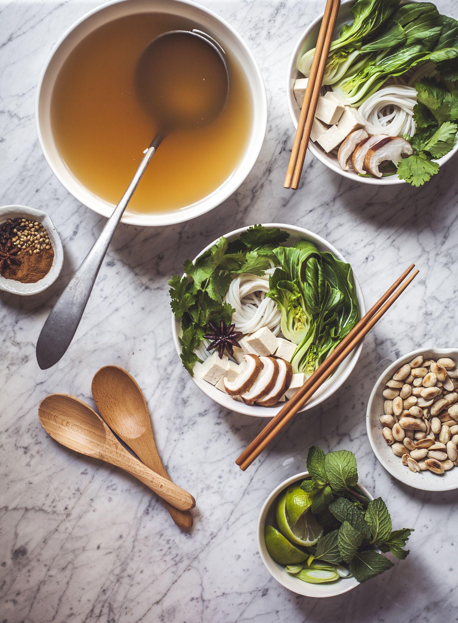 bere brodo vegetale perdere peso
