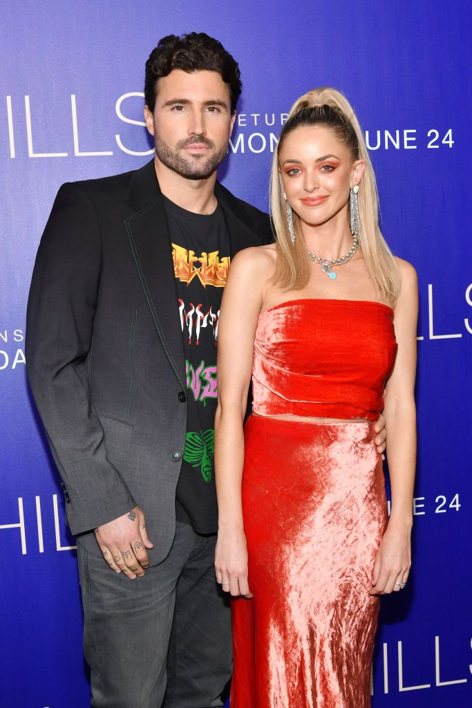 Who Is Brody Jenner's Wife Kaitlynn Carter On 'The Hills'?