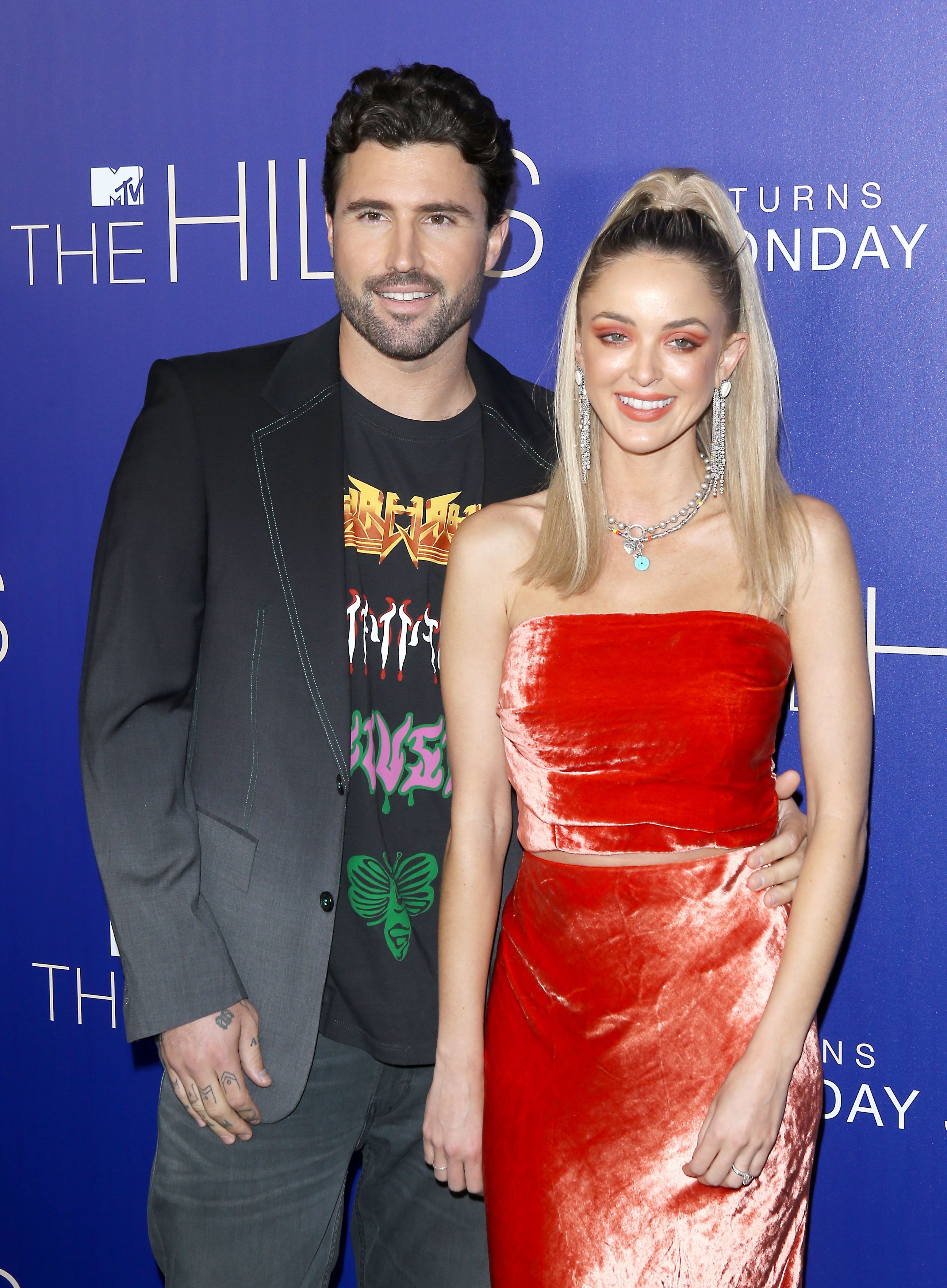 Brody Jenner set the story straight about his ex Kaitlynn Carter and Miley Cyrus