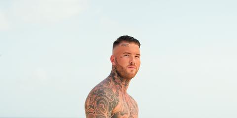 renan brody ex on the beach vechten boksen ring
