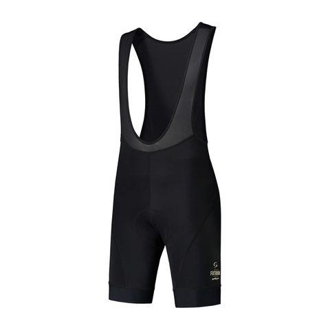 shorts korte broek zwarte wielrennen