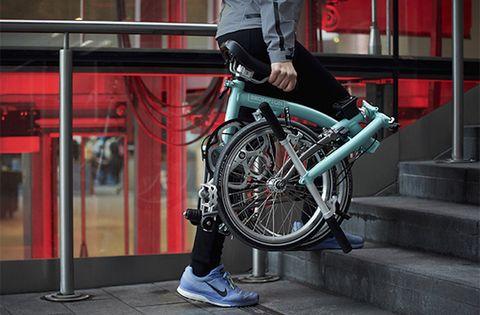Brompton Superlight Bike