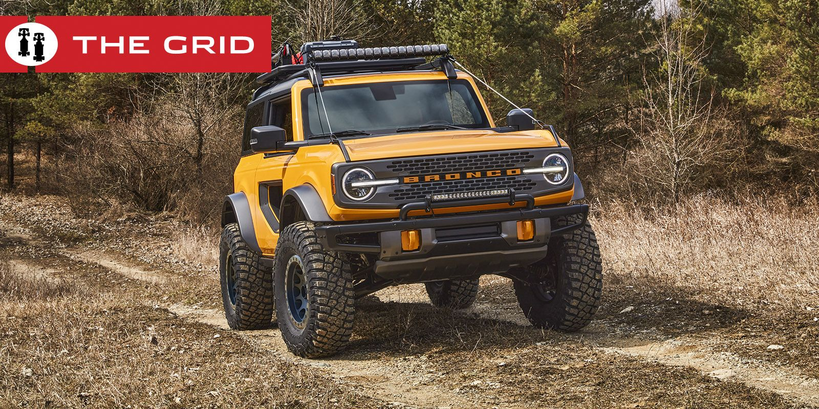 Ford Bronco Production Will Reportedly Start March 29
