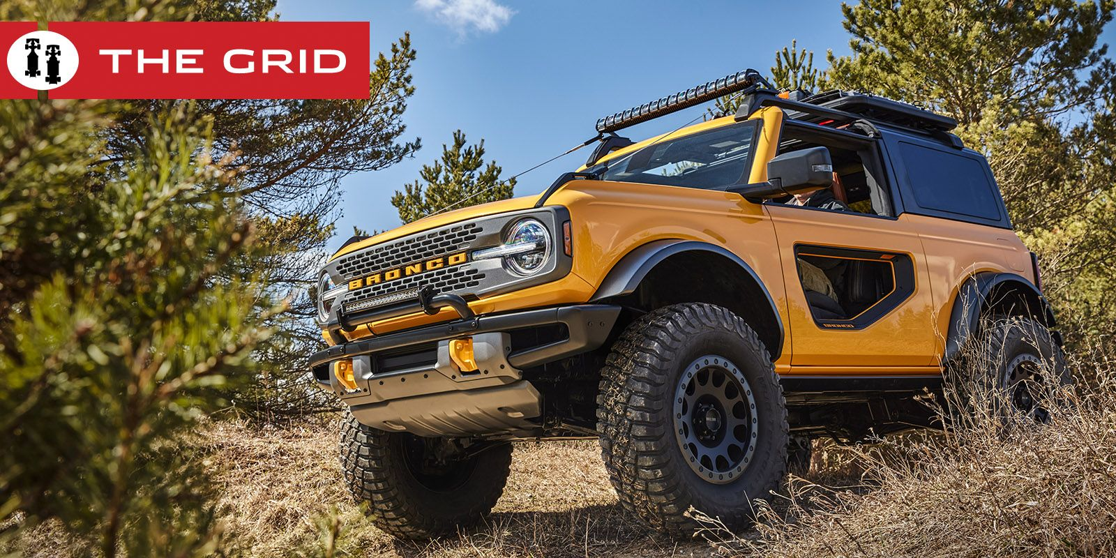 2021 Ford Bronco Production Reportedly Starts Next March