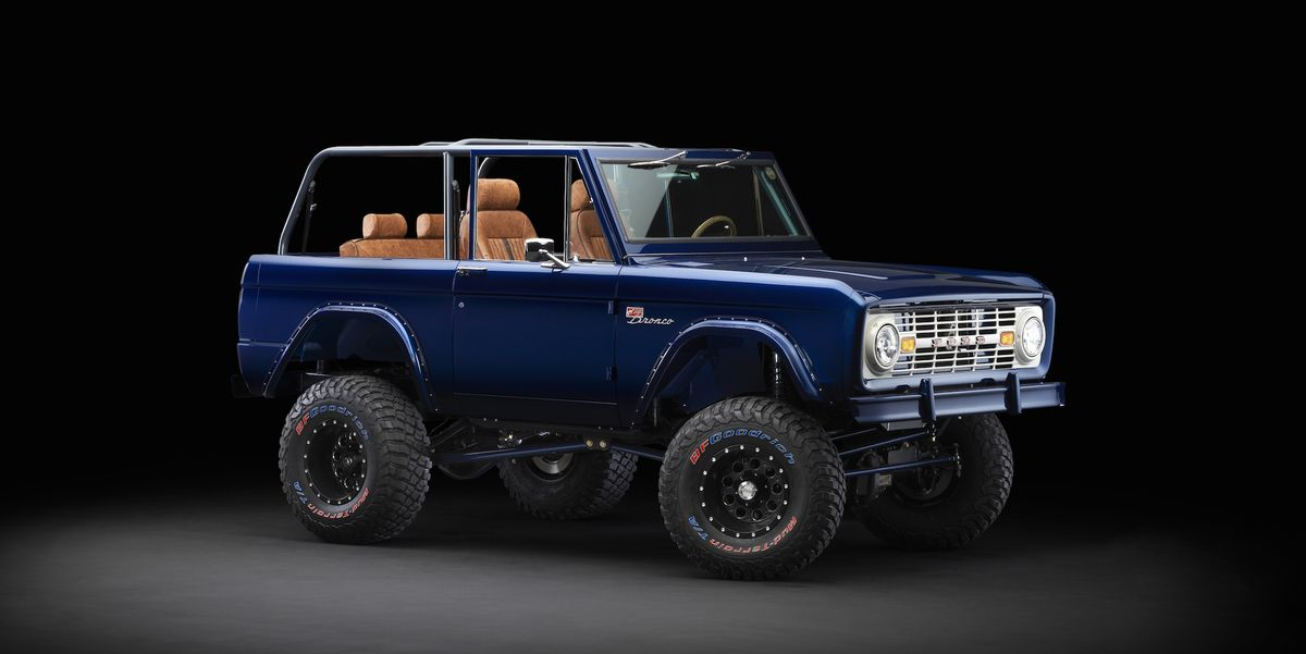 Ford Bronco Build by Maxlider Brothers - SEMA Build Is ...