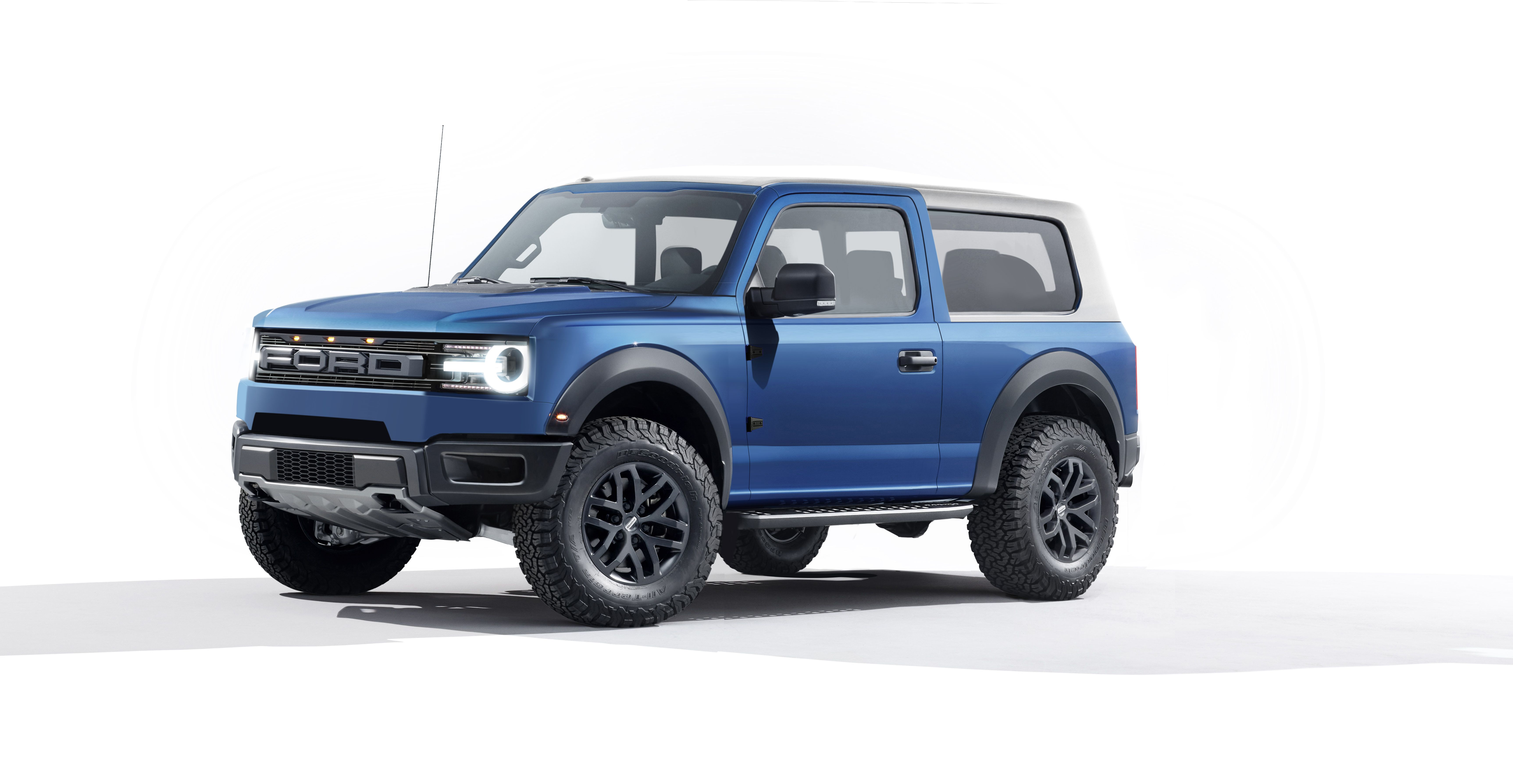5 Ford Bronco Confirmed: What We Know So Far