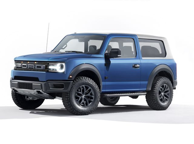 Ford Bronco Review Pricing And Specs