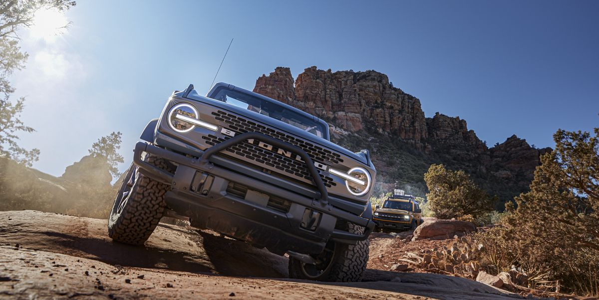 Ford Has a Second Awesome New Bronco Coming in 2022 Beyond the Raptor