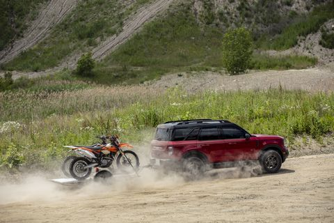 The Bronco Sport Is More Outdoorsy Than The Bronco