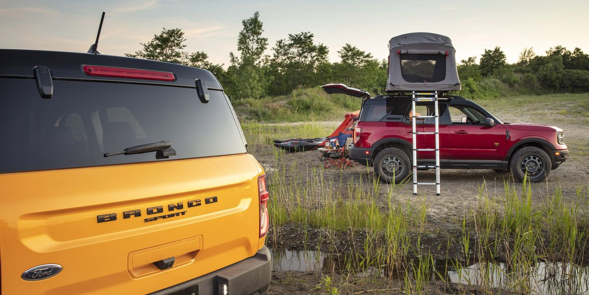 The Best SUVs for Camping