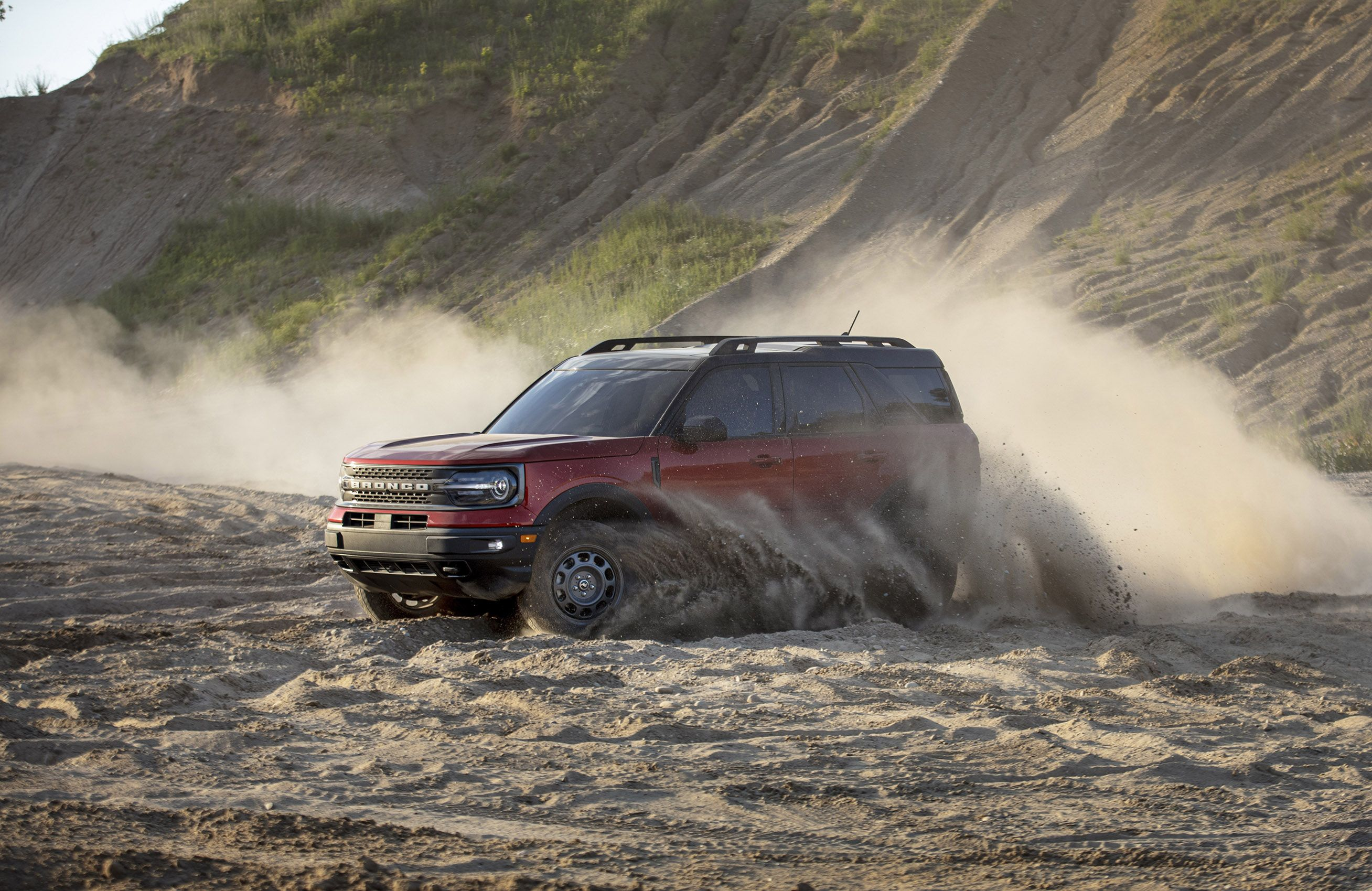 2021 Ford Bronco Sport Is The Cute Ute Version Of The Bronco