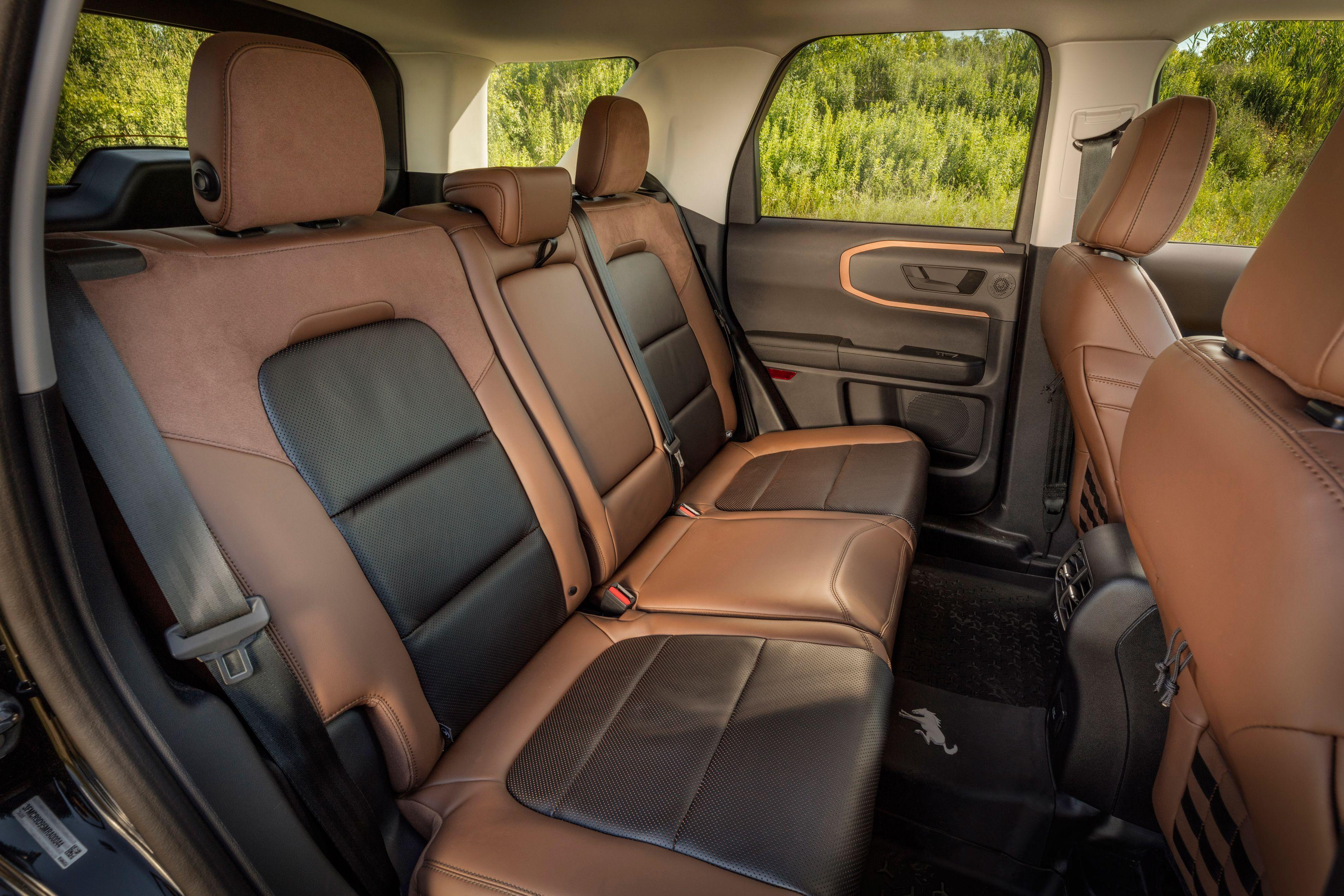 Gallery 2021 Ford Bronco Sport Interior