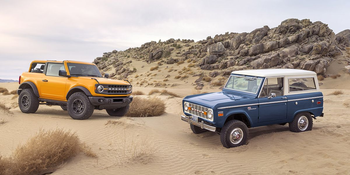 2021 Ford Bronco Reveal: New Bronco SUV Price, Specs, Variants